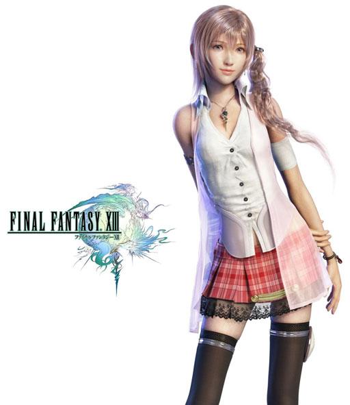 Fanart Original FFXIII Serah Farron