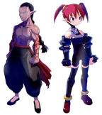 Disgaea - fighter