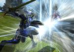 Dissidia - Final Fantasy - warrior of light - ff1