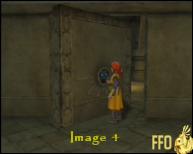 Dragon Quest 8 :  passage secret