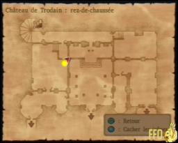 Dragon Quest 8 : trodain
