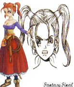 Dragon Quest  8 - jessica