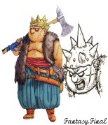 Dragon Quest  8 - yangus