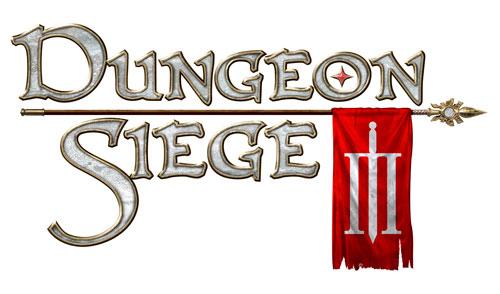 Dungeon Siege III - Logo