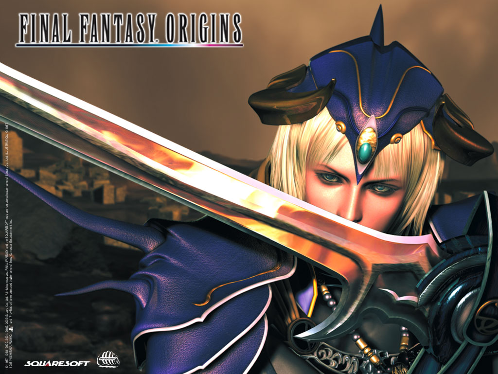 Final Fantasy Origins Wallpaper_final_fantasy_origins_01