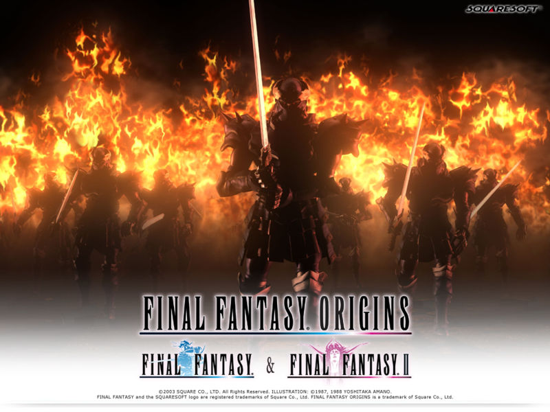 Final Fantasy Origins Wallpaper_final_fantasy_origins_04