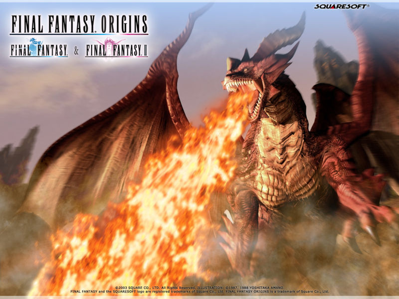 Final Fantasy Origins Wallpaper_final_fantasy_origins_06