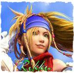 Final  Fantasy X-2 : Rikku