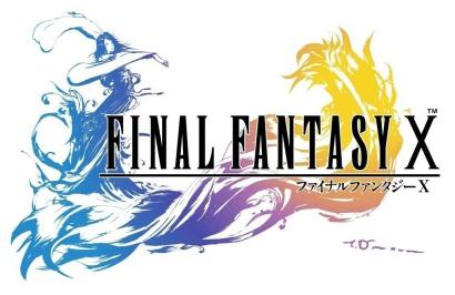 Final Fantasy X - Logo