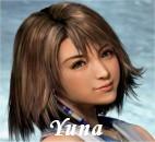 Final Fantasy  10 - yuna