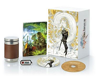 FF14 edition collector