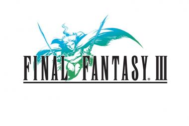 Final Fantasy III - Logo