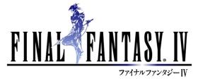 Final Fantasy IV - Logo