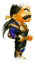 Final Fantasy VI - Cyan
