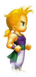 Final Fantasy VI - Sabin