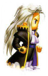 Final Fantasy VI - Setzer