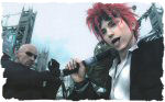 rude et reno Advent Children -  Final Fantasy VII