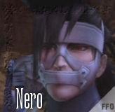 Final Fantasy VII Dirge of Cerberus : nero