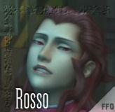 Final Fantasy VII Dirge of Cerberus : rosso