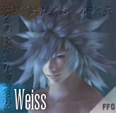 Final Fantasy VII Dirge of Cerberus : weiss