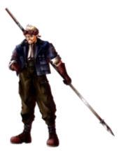Final Fantasy VII - Cid