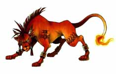 Final Fantasy VII - Red XIII