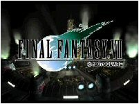 Final Fantasy VII - intro_logo