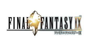 Final Fantasy IX - Logo