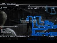 FF13-2 : Fragment Anneau Palladium - Ruines de Bresha 100 AC Final Fantasy XIII-2 Carte