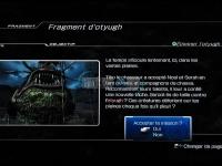 FF13-2 : Fragment Otyugh - Steppe d'Archylte / ??? AC dans Final Fantasy XIII-2
