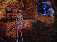 FF13-2 : Fragment Fleur Schwertleite - Monts Yaschas 100 AC dans Final Fantasy XIII-2