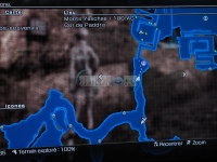 FF13-2 : Fragment Fleur Schwertleite - Monts Yaschas 100 AC dans Final Fantasy XIII-2 Carte