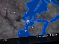 FF13-2 : Fragment Miroir Atropos Cristal Emeraude Monts Yaschas 01X AC Final Fantasy XIII-2