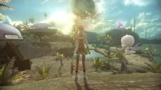 Final Fantasy XIII-2 - Serah avec Mog