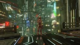 Final Fantasy XIII-2 Serah et Mog