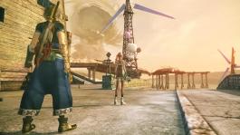Final Fantasy XIII-2 - Serah et Noel