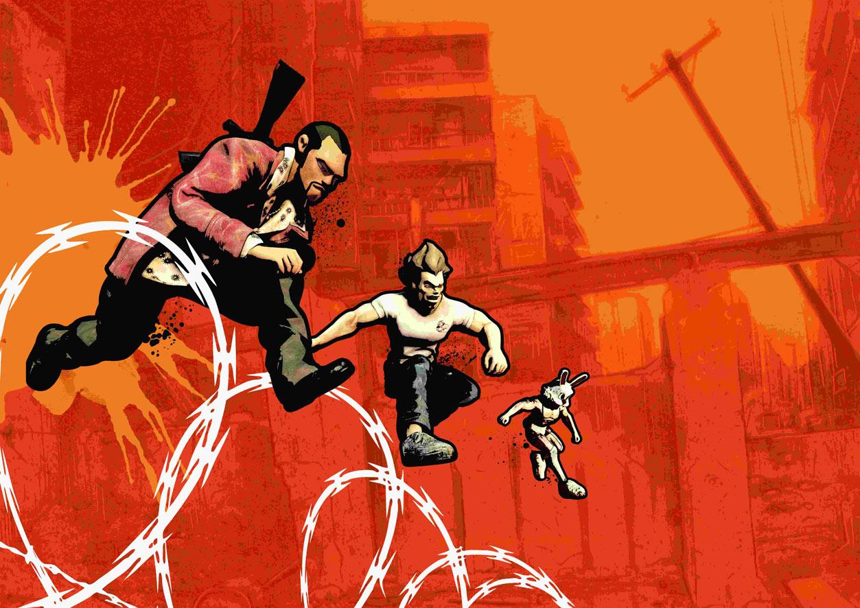 Gun Loco Xbox 360 Artwork