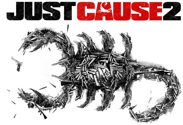 Just Cause II : Logo