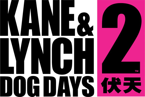Kane & Lynch Dog Days Logo