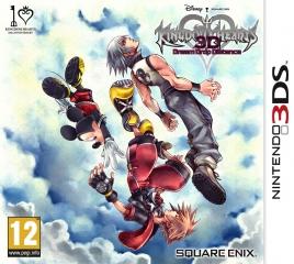 Kingdom Hearts 3D Jaquette