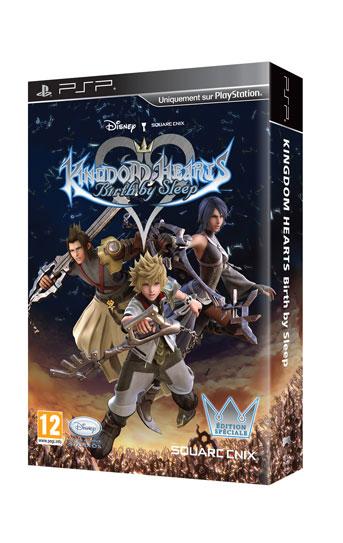 Pochette Kingdom Hearts Birth By Sleep