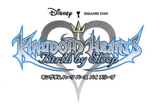 Kingdom Hearts Birth By Sleep : Logo