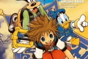 Kingdom Hearts Volume 2 KH Manga Pika