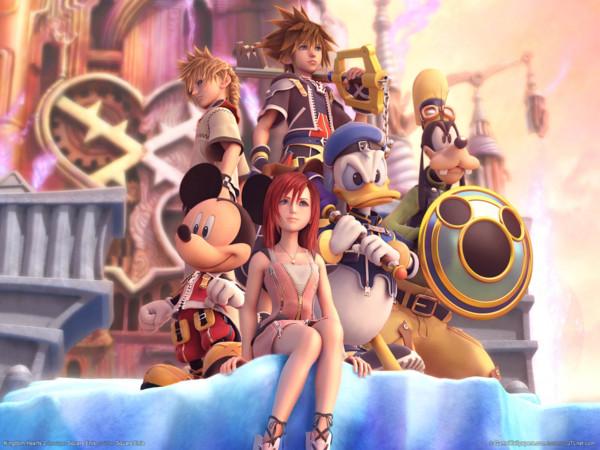les-heros-de-kingdom-hearts