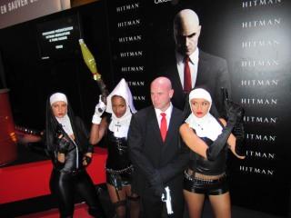 Show Square Enix Hitman Absolution Paris Games Week 2012