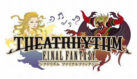 Theatrhythm Final Fantasy - Logo
