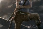 Tomb Raider - Illustration by Andy Park, les 15 ans de Lara