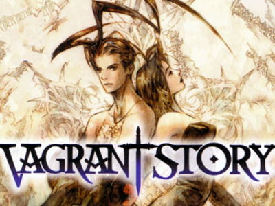 Vagrant Story : Logo