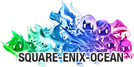 Square Enix Ocean - Final Fantasy, Kingdom Hearts