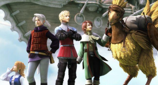 Final Fantasy III - ff3